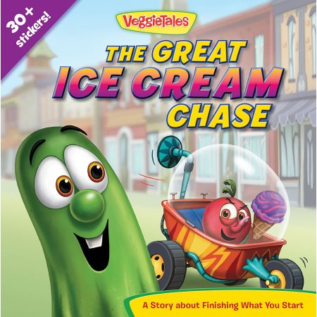 The Great Ice Cream Chase (book)