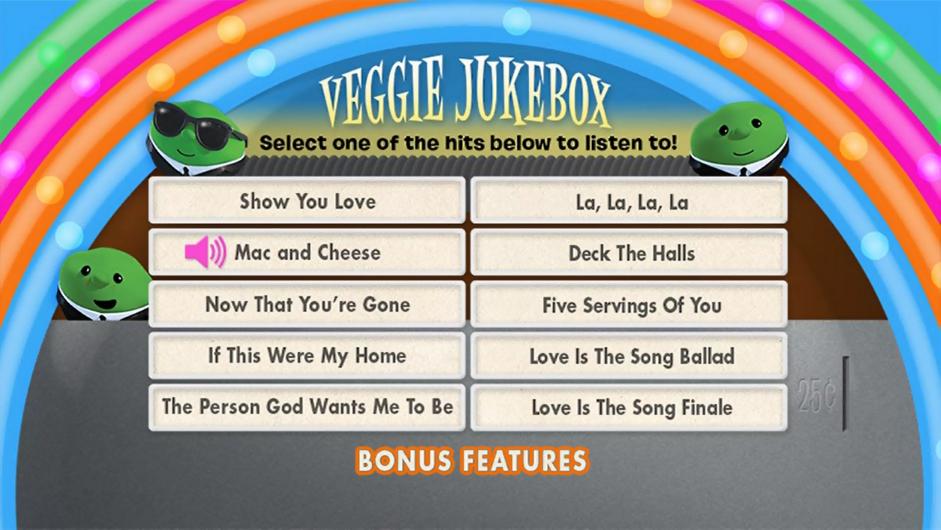 Veggie Jukebox