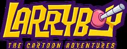 Larryboy the cartoon adventures logo.png