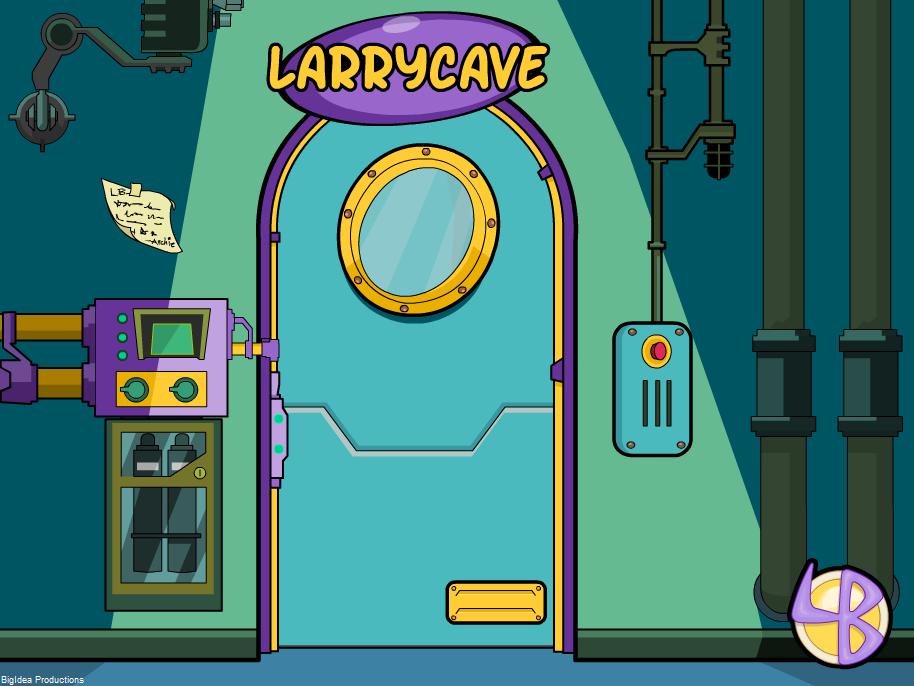 Larry-Cave Exploration