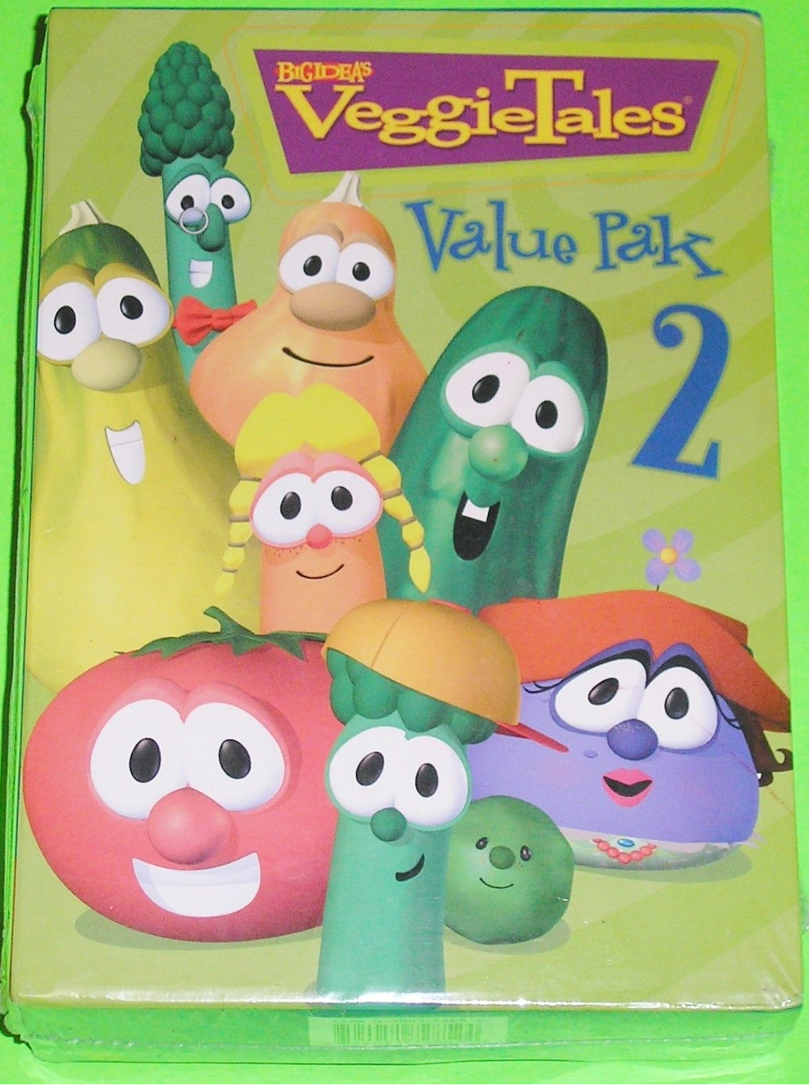 VeggieTales: Value Pak 2