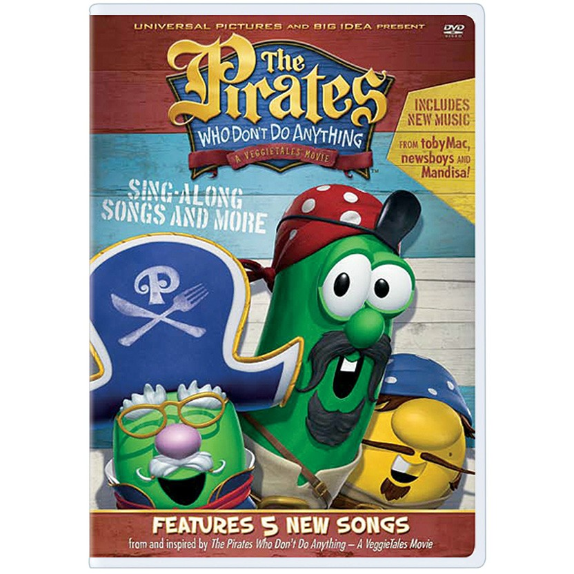 The Pirates Who Don't Do Anything Sing Along Songs and More
