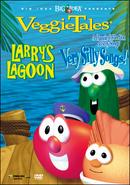 Larry's lagoon alternate cover