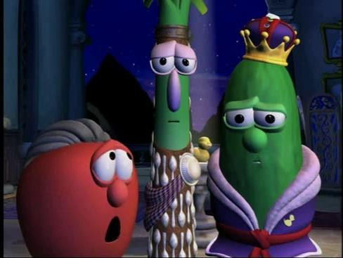 VeggieTales - King George and the Ducky