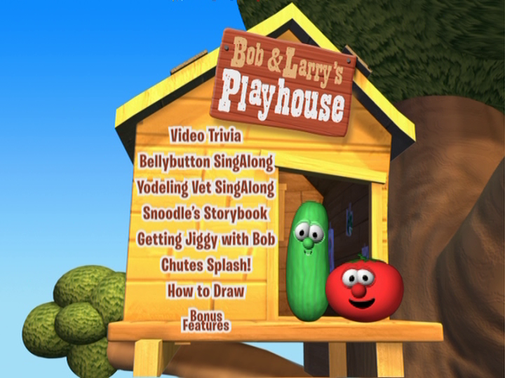 Bob and Larry's Playhouse