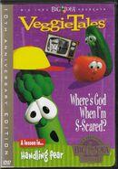 Veggietales where's god when im scared 10th anniversary 2003 dvd front