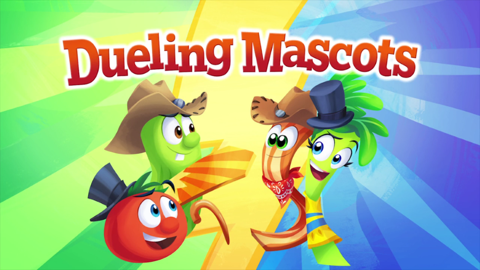 Dueling Mascots