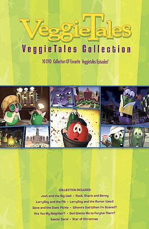 VeggieTales Collection 2 - 10 DVDs