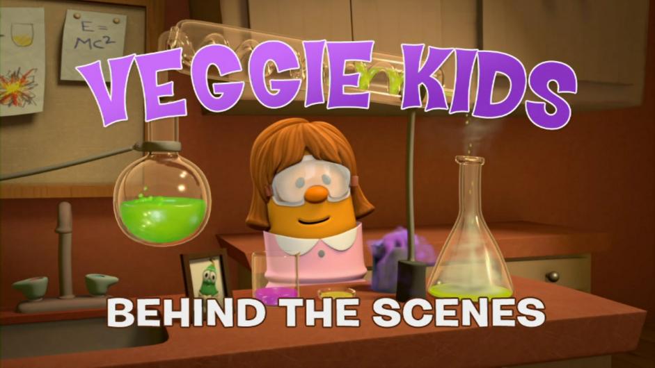 Veggie Kids: Behind the Scenes