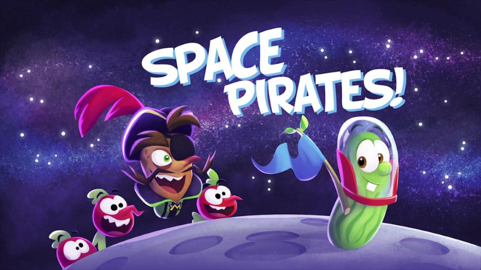 Space Pirates!