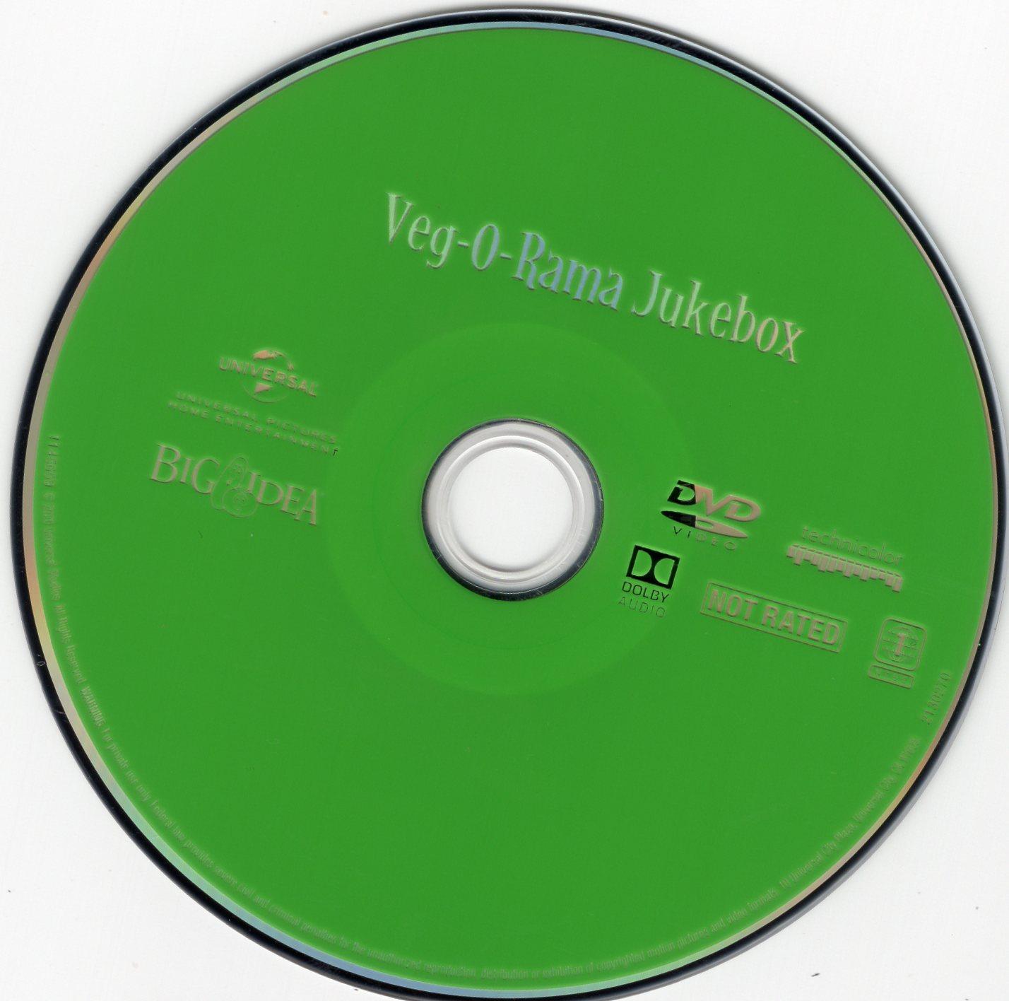 Veg-O-Rama Jukebox