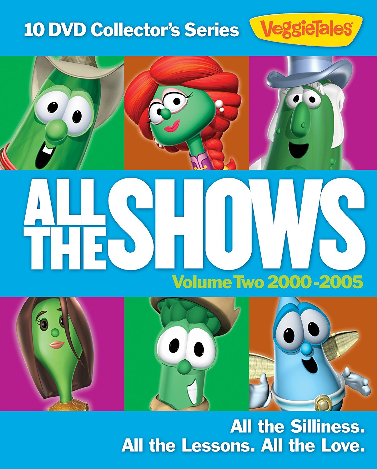 All the Shows Vol. 2 (2000-2005)