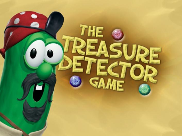 The Treasure Detector Game