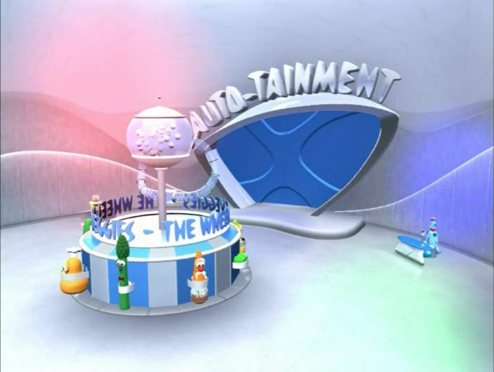 The Wonderful World of Auto-Tainment!