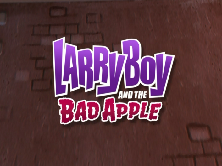 LarryBoy and the Bad Apple/Commentary