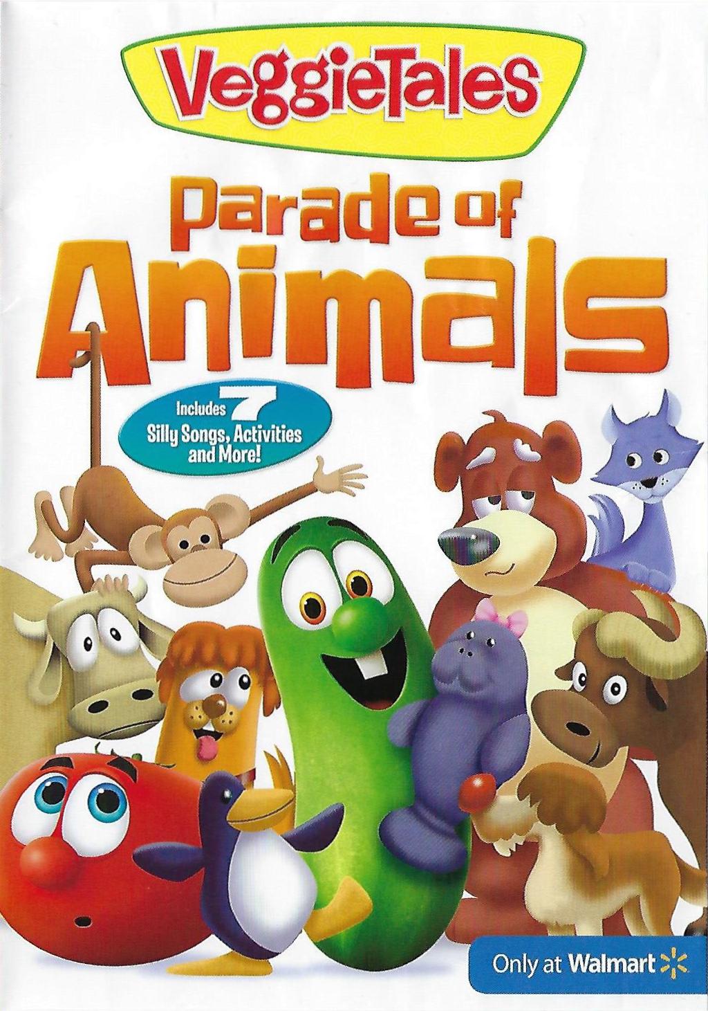 Parade of Animals