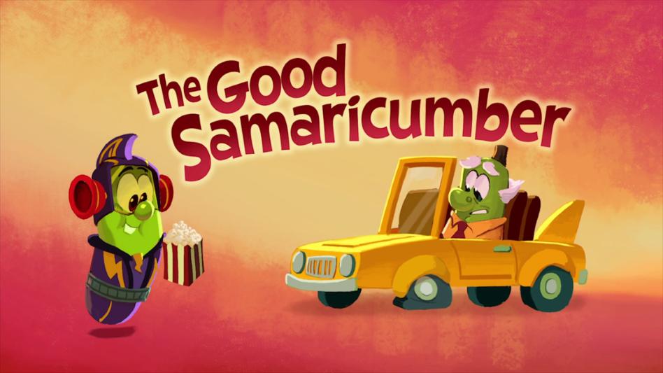 The Good Samaricucumber