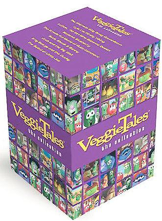 VeggieTales Collection - 9 DVDs