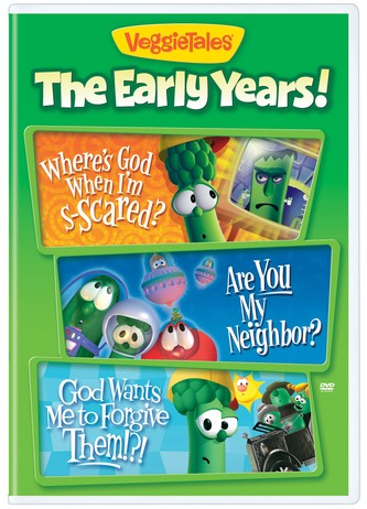 VeggieTales 30 Episodes DVD Set