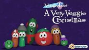 VeggieTales A Very Veggie Christmas (1996) Animated Version