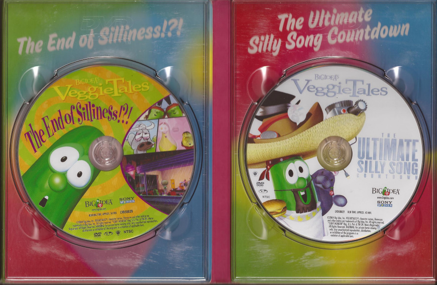 The Complete Silly Song Collection