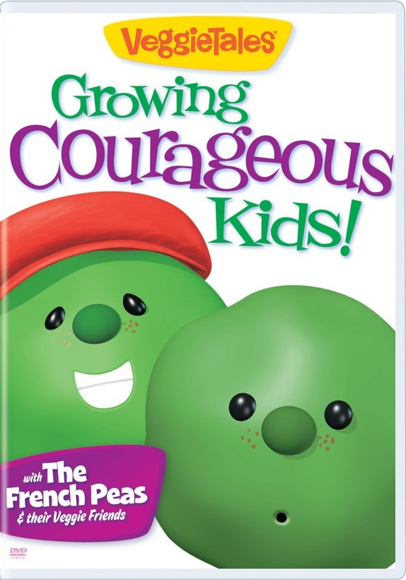 Growing Courageous Kids!/Credits