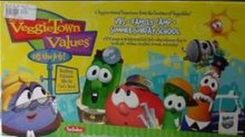 VeggieTown Values On the Job! Daily Greetings from Bob and Larry 2000 (Segments 1 - 5)