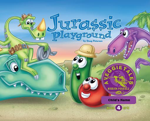 Jurassic Playground
