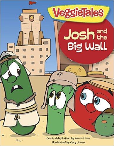 Josh and the Big Wall (book)