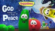 NEW VeggieTales Episode God Wants Us To Make Peace Preview VeggieTales