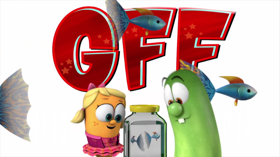 Guppy Friends Forever