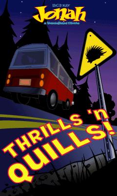 Thrills 'n Quills!