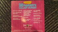 Here's the End Credits for VeggieTales 25 Favorite Lullaby Songs