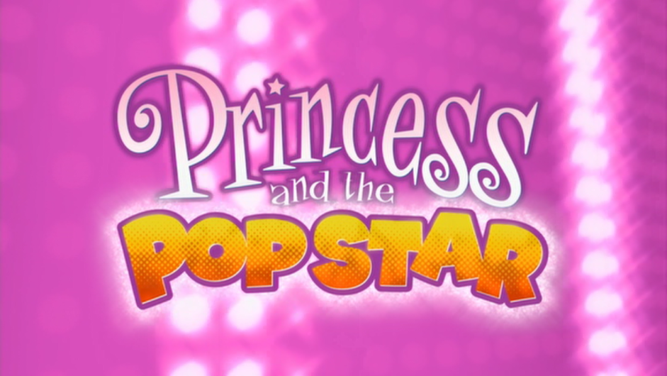 Princess and the Popstar/Commentary