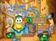 Even Fishslappers Need a Second Chance storybook