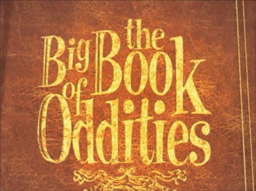 Archibald's Big Book of Oddities