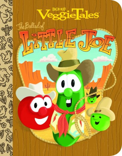 The Ballad of Little Joe (book)