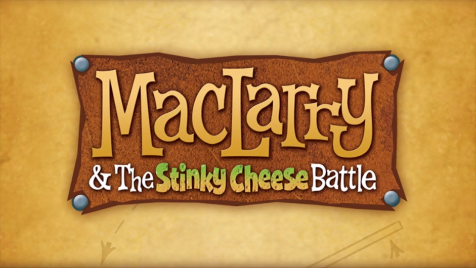 MacLarry and the Stinky Cheese Battle/Credits