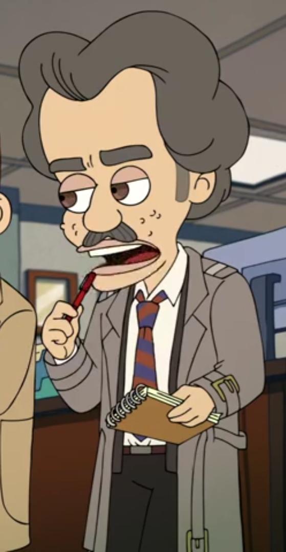 Detective Florez