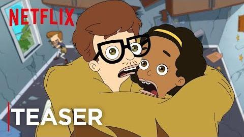 Big Mouth Season 2 Teaser Attack of the Hormone Monsters Netflix
