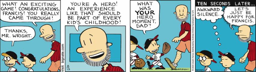Comic Strip: August 15, 2020