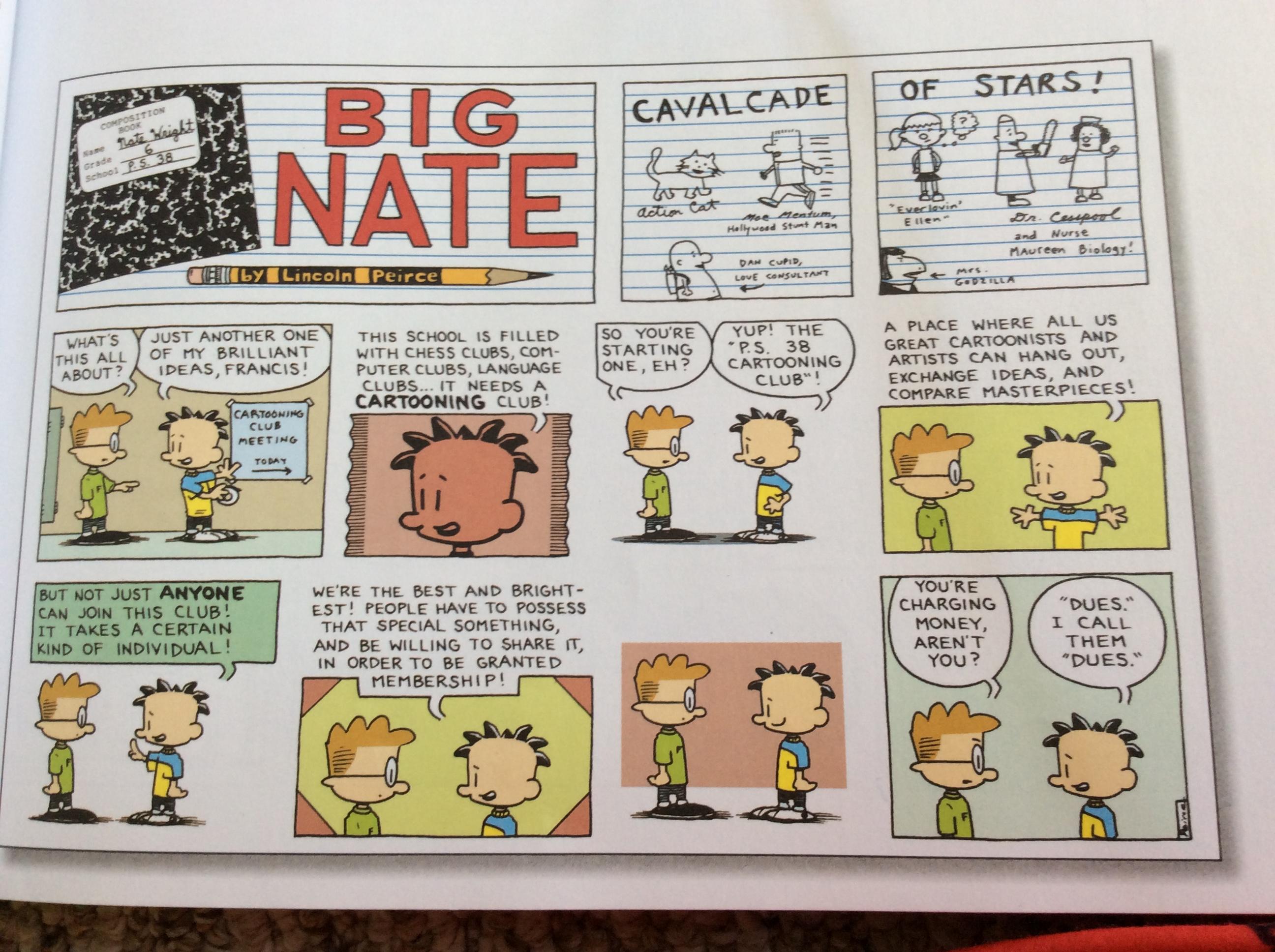 Comic Strip: October 17, 1993