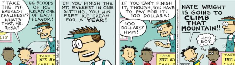 Comic Strip: August 31, 2020