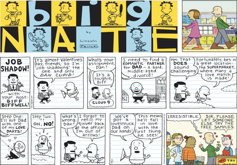 Comic Strip: February 9, 2020