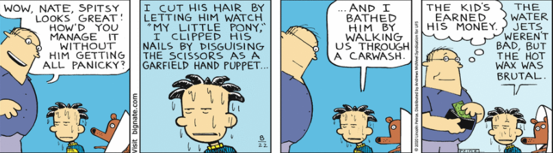 Comic Strip: August 22, 2020