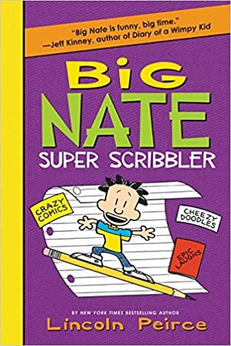 Big Nate: Super Scribbler