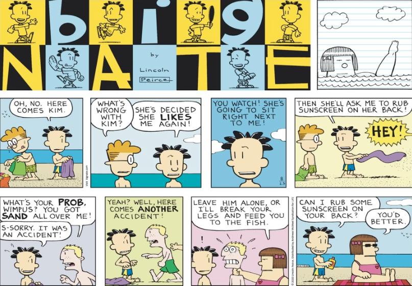 Comic Strip: August 23, 2020