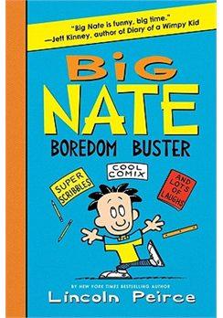 Big Nate: Boredom Buster