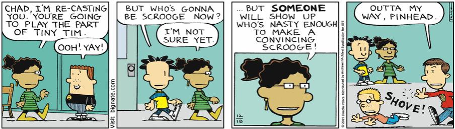 Comic Strip: December 18, 2019