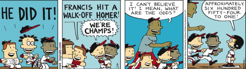 Comic Strip: August 14, 2020